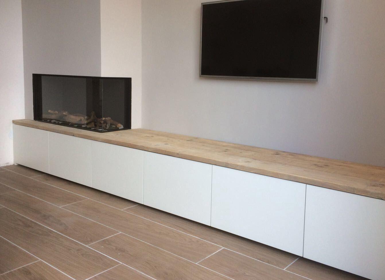 Tv Kast Nl : Maatwerk haard tv kast. ontwerp en realisatie www.meubelenmaatwerk