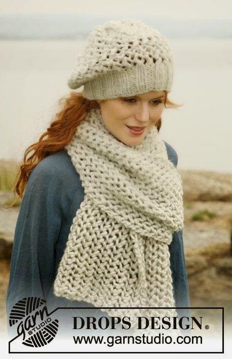 modele de tricot gratuit drops
