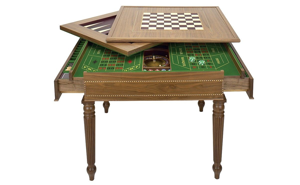 4 In 1 Game Table | Childrens Furniture Ideas