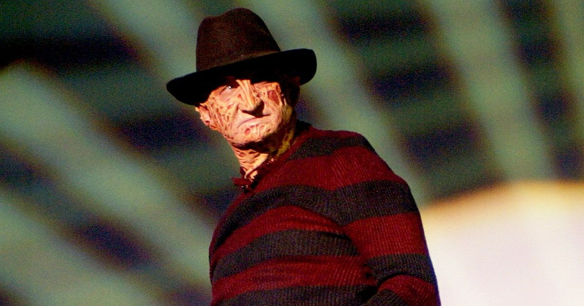 Man Dressed as Freddy Krueger Shoots Five at Halloween Party ...
