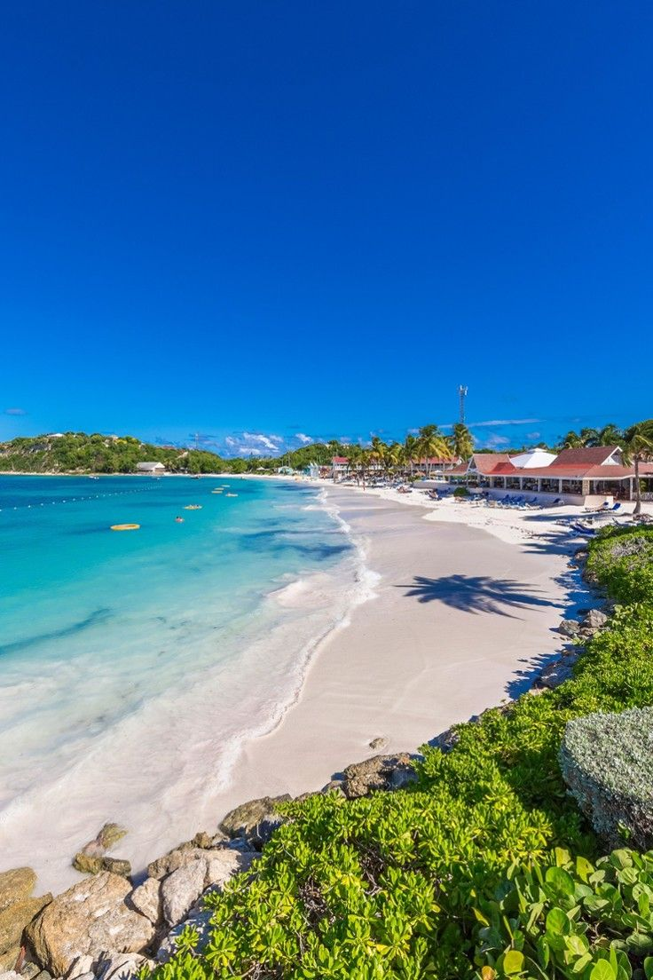 Pineapple Beach Club Antigua And Barbuda Caribbean With Images