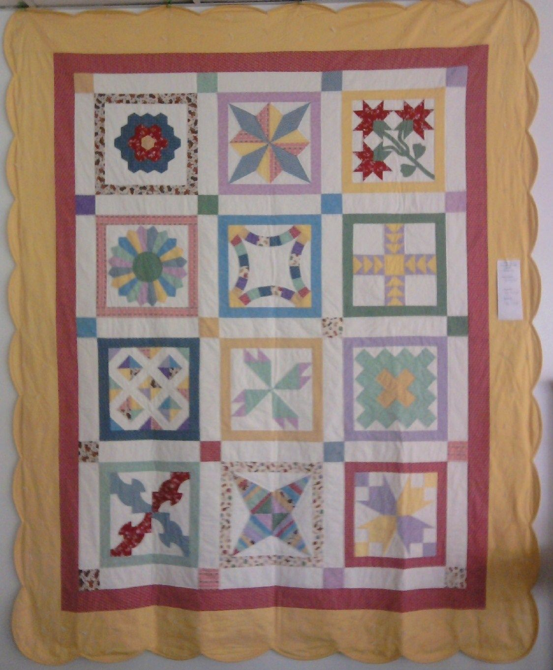 Pattern from Egg Money Quilts by Eleanor Burns | Quilting ... : egg money quilts by eleanor burns - Adamdwight.com