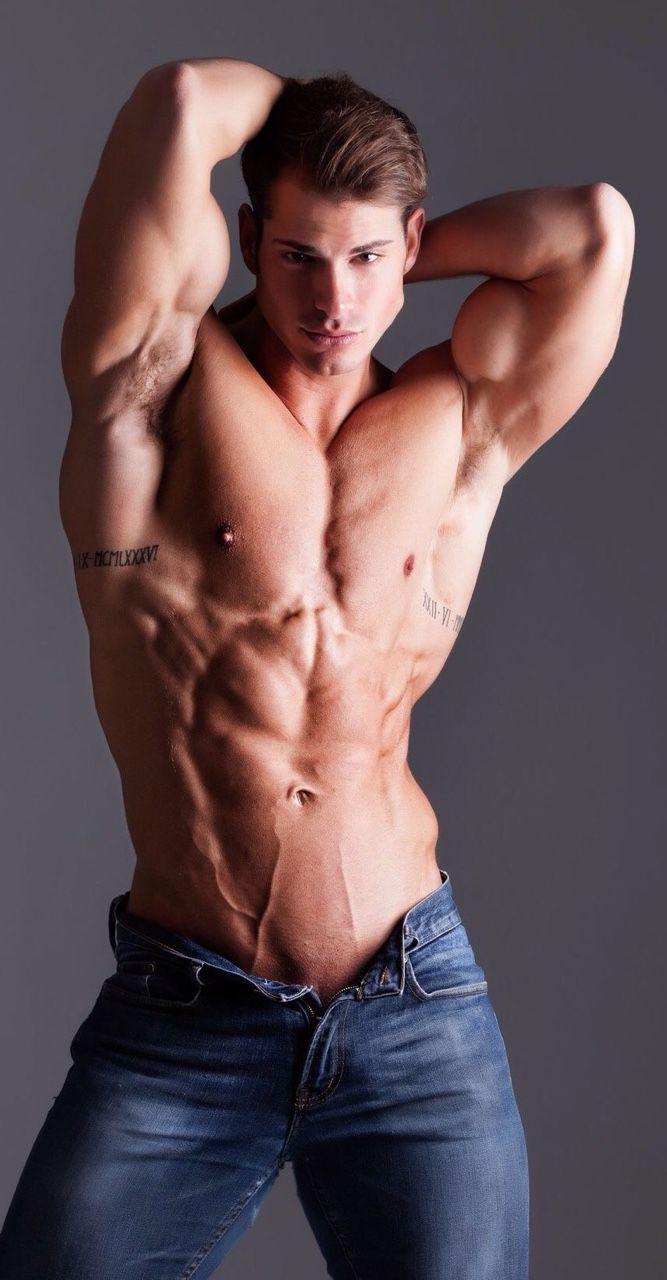 Male Body Shots