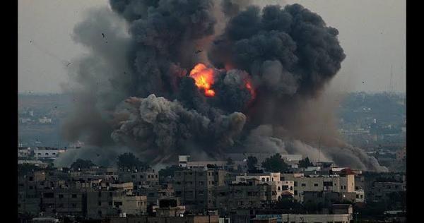 طائرات الأسد تخرق الهدنة الروسية وتقصف ريف إدلب Photo Projects