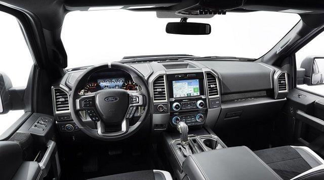 Marvelous 2016 Ford F 150   Interior