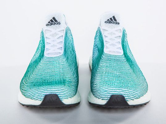 Adidas unveils new sneaker prototype made from reclaimed ocean trash