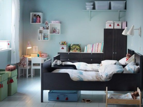 Cute ikea sundvik bed ideas and hacks to try bell boys pinterest