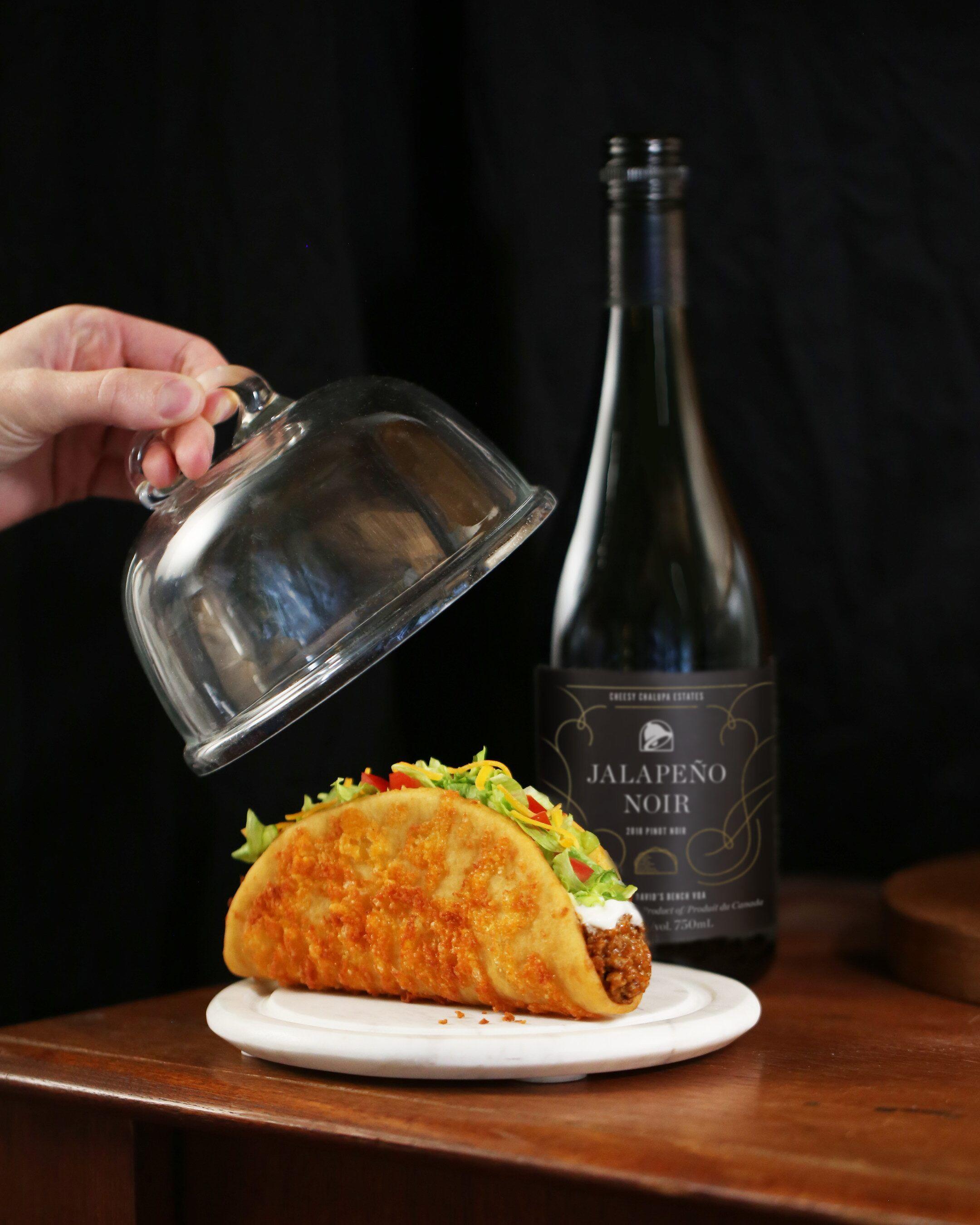 Taco Bell debuting 'Jalapeno Noir' wine in Canada