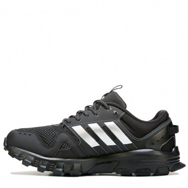d2af0d7446814 Adidas Men s Rockadia X-Wide Trail Running Shoes (Black Silver)   trailrunningshoes