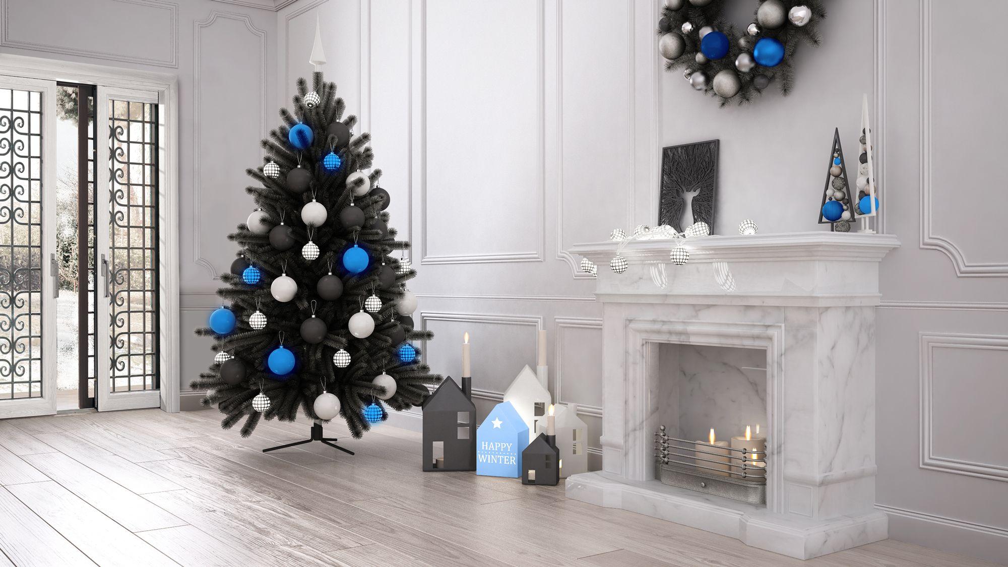 Photo of In casa Scrigno il Natale è Magico ? #controtelaiperesterni #finestrescorrev …