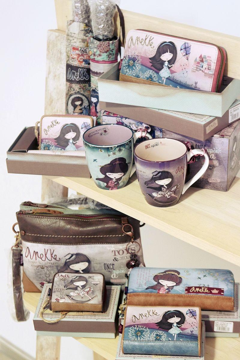 d4758e6cb4 Nowa kolekcja hiszpańskiej marki Anekke w sklepie Bajka! To małe dzieła  sztuki wykonane z materiałów