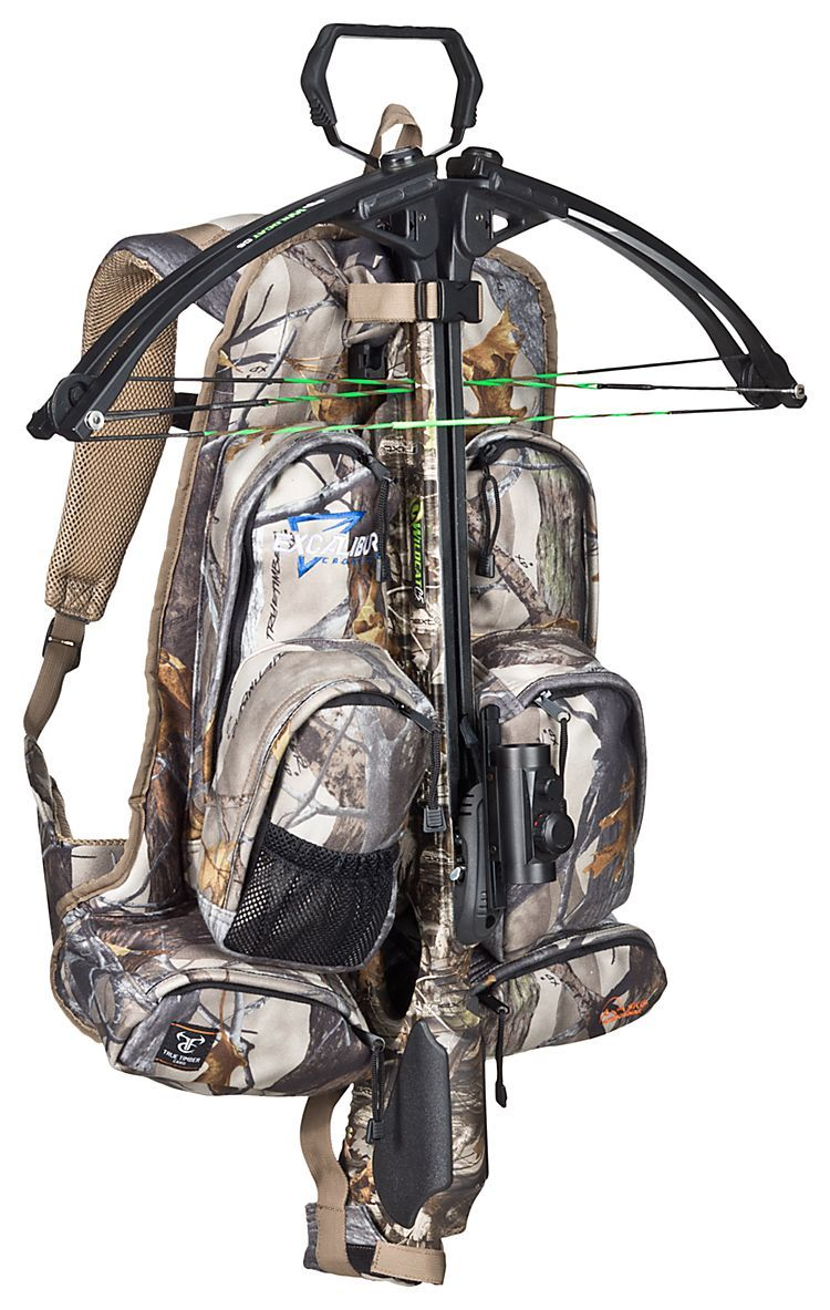 Excalibur ex pack crossbow pack bass pro shops dillon for Bass pro fishing backpack
