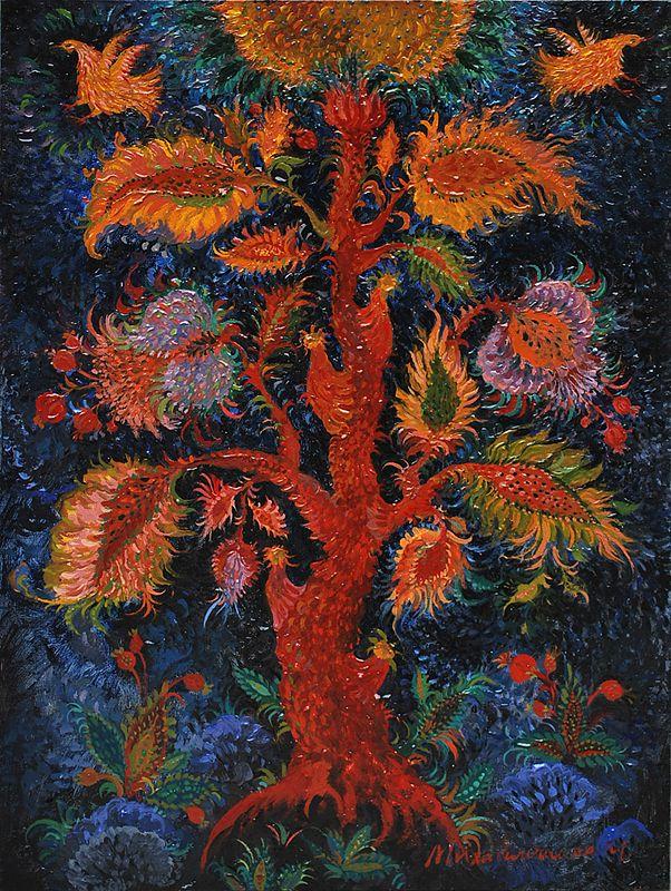 дерево життя фото сосу