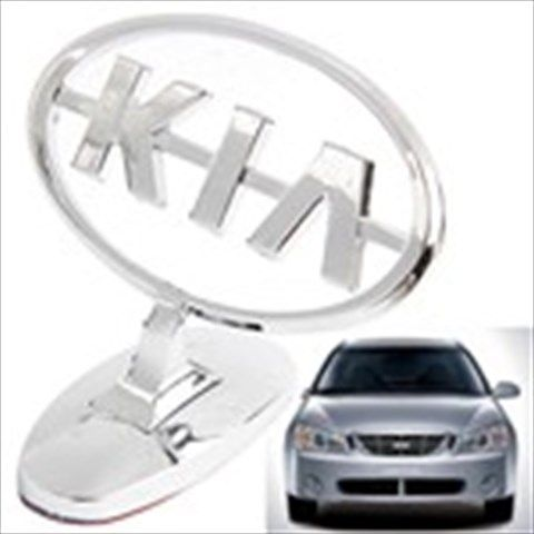 KIA Logo Vehicle Emblem Car Front Hood Bonnet Sticker Cars - Best automobile graphics and patternsbest stickers on the car hood images on pinterest cars hoods