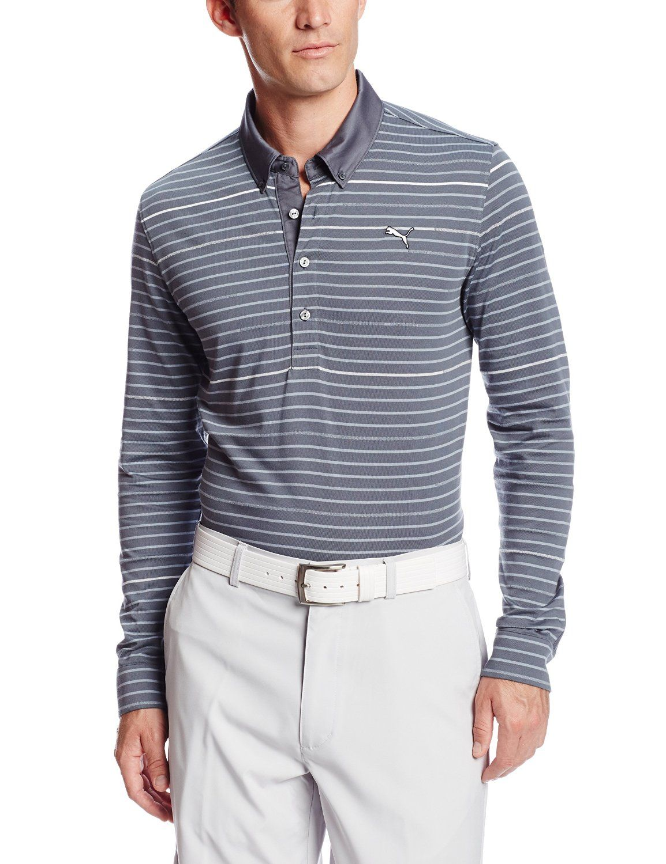 Puma Mens Golf Polo Shirts