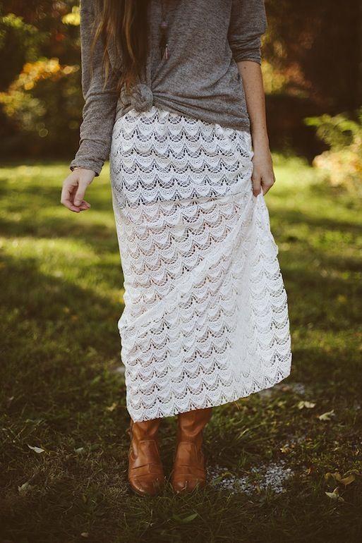 @roressclothes closet ideas #women fashion DIY Maxi Skirt