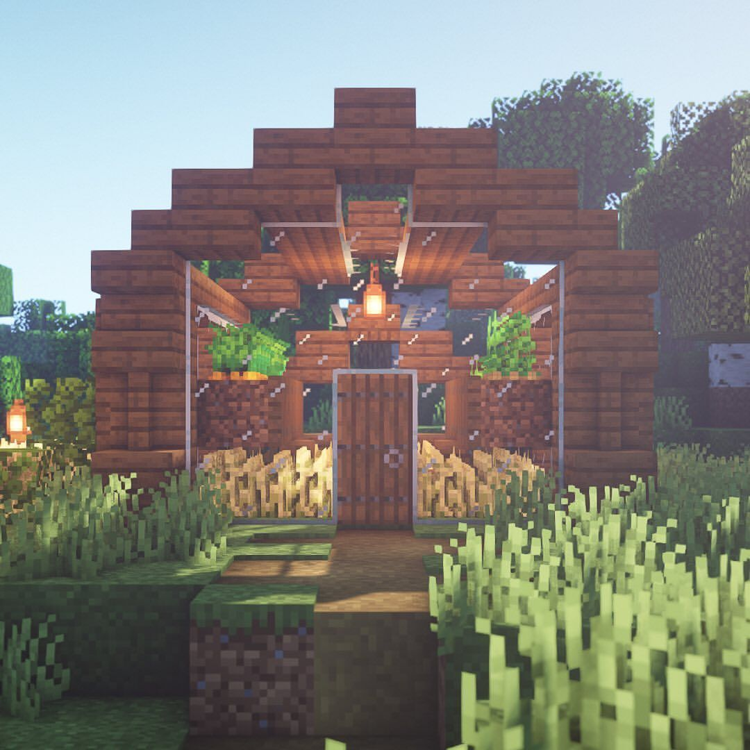 """Minecraft Simple Modern House Designs: Typface On Instagram: """"New Video Tutorial Is Up On"""