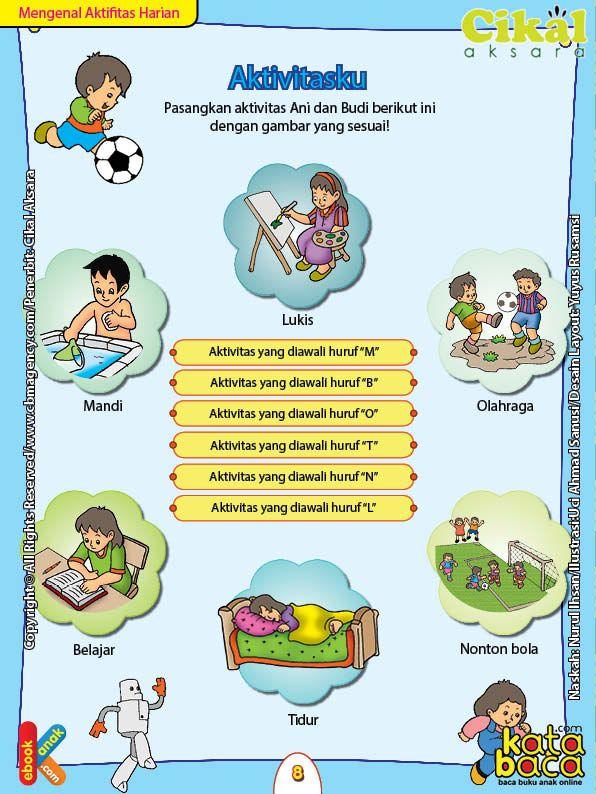 Pin Di Pendidikan Anak Usia Dini