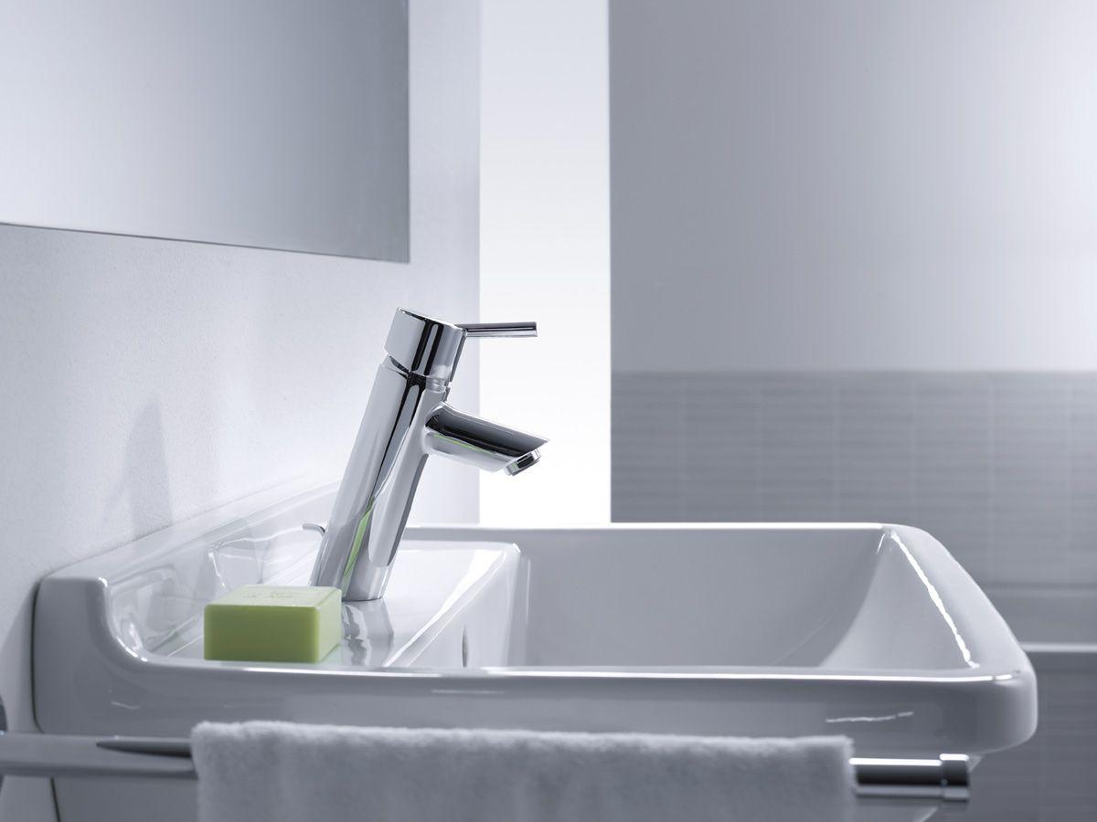 Hansgrohe Talis S2 111 Basin Mixer | Hansgrohe | Pinterest | Basin ...