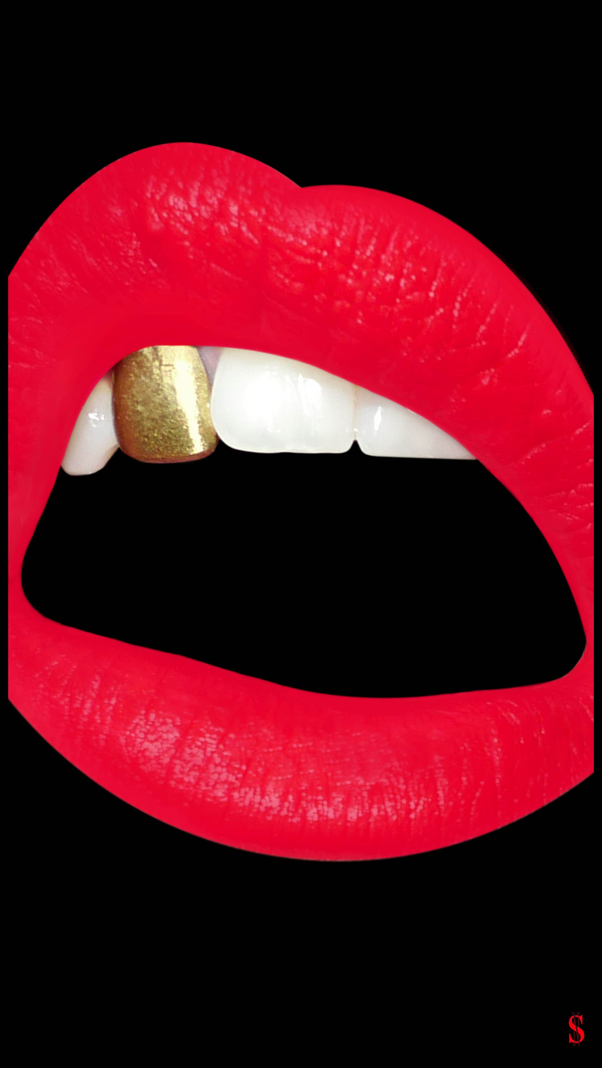 Enhanced By Art And Science Girly Photography Grillz Gold Grill