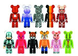 Medicom Toy Bearbrick 100/% Series 36 Be@rbrick Single Sealed Box 1 Blind Box