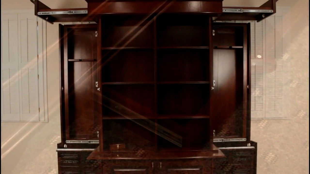 Concealed Storage Bookcase. Hidden Storage Compartments Ideal For Gun  Storage And Valuable Items. Gun Furniture.