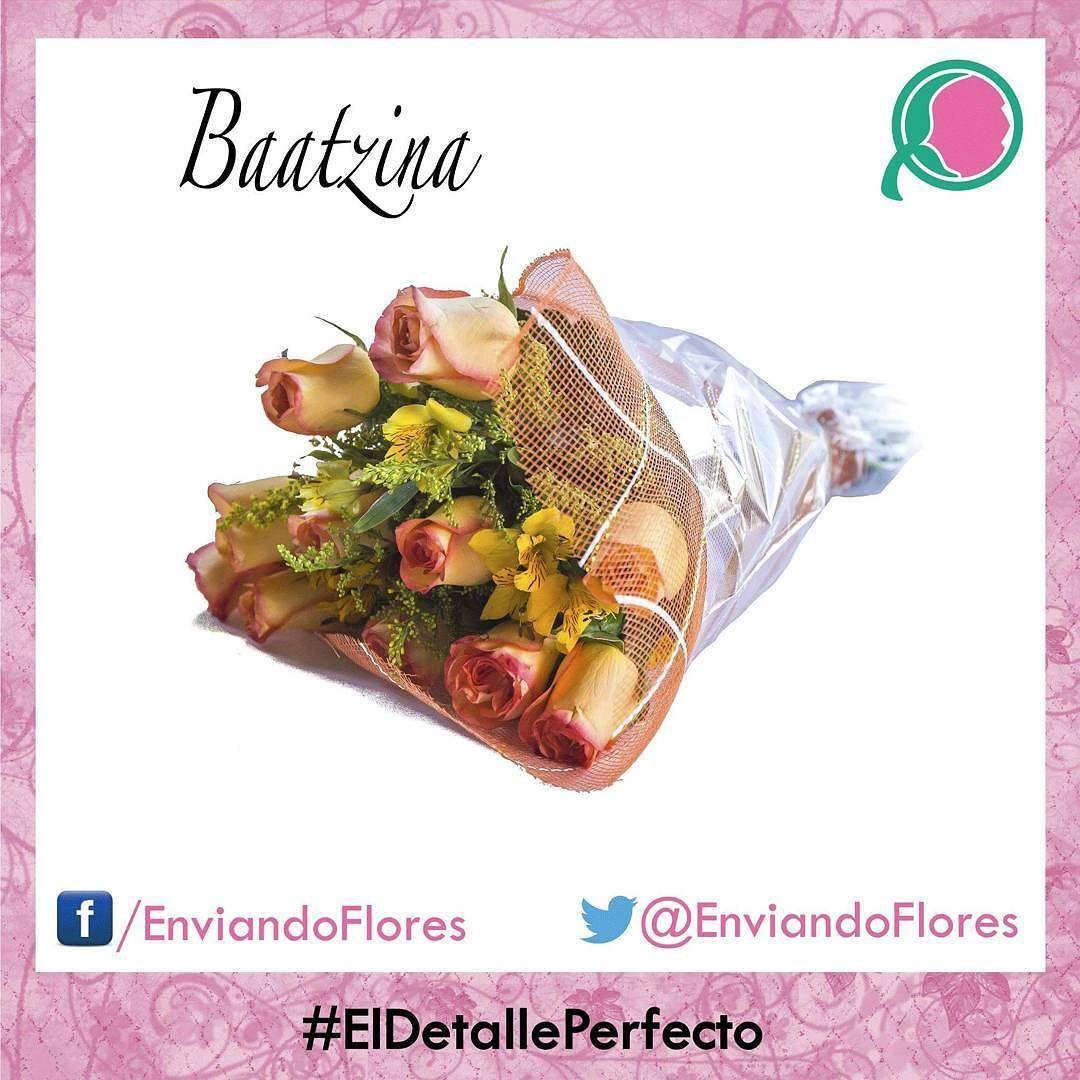 Enamorala con nuestros arreglos florales. #EnviandoFlores #UnaOcasionEspecial #UnHermosoDetalle #LasFloresPerfectas  Visita nuestra página: http://ift.tt/28ZnP63