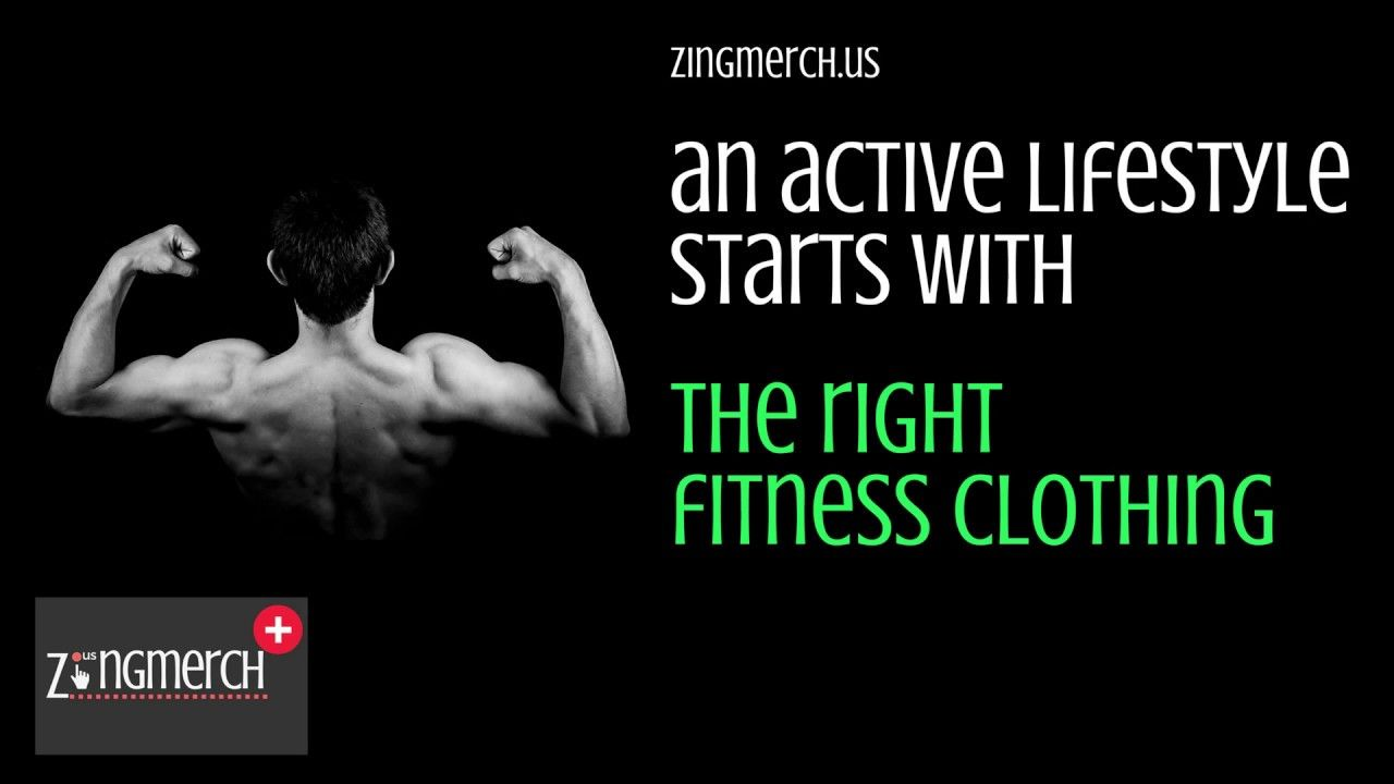 91fbc37f31 How to motivate your active lifestyle by choosing the right fitness  clothing. Go to the