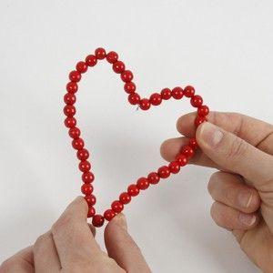 Søde hjertekranse |DIY vejledning