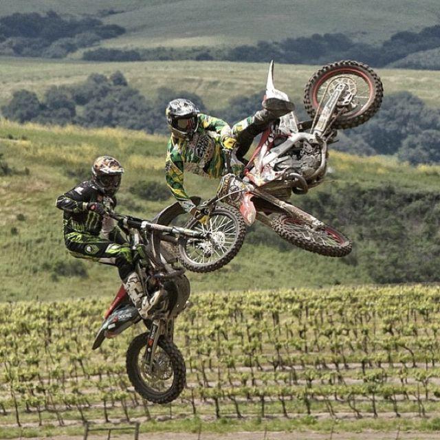 Metal Mulisha Freaking Awesome Freestyle Motocross Enduro