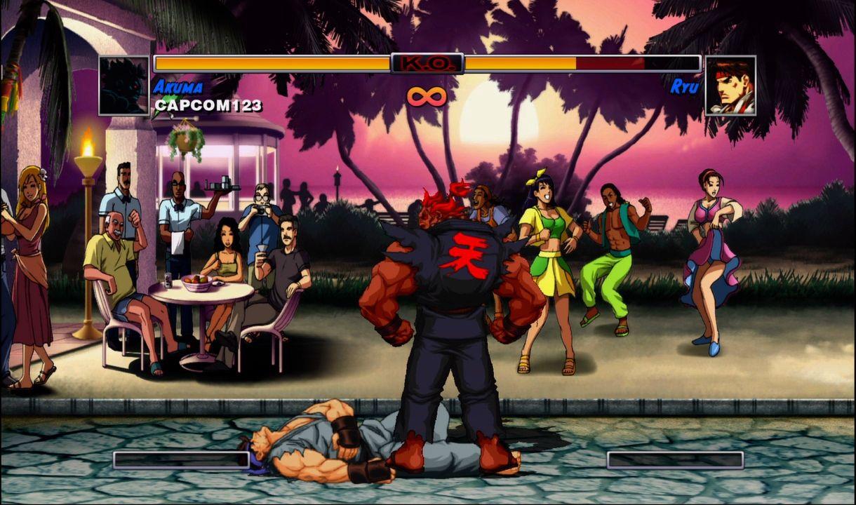 Super Street Fighter 2 Turbo (Arcade, SNES, Megadrive