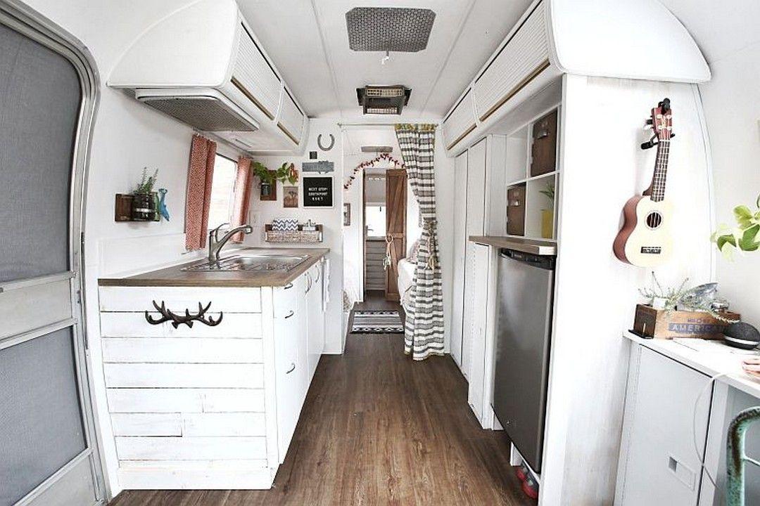 50+ Modern Airstream Interior Design Ideas