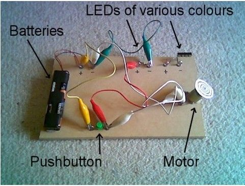 Sci-Tech Photo Gallery | Electronics Projects | Pinterest ...