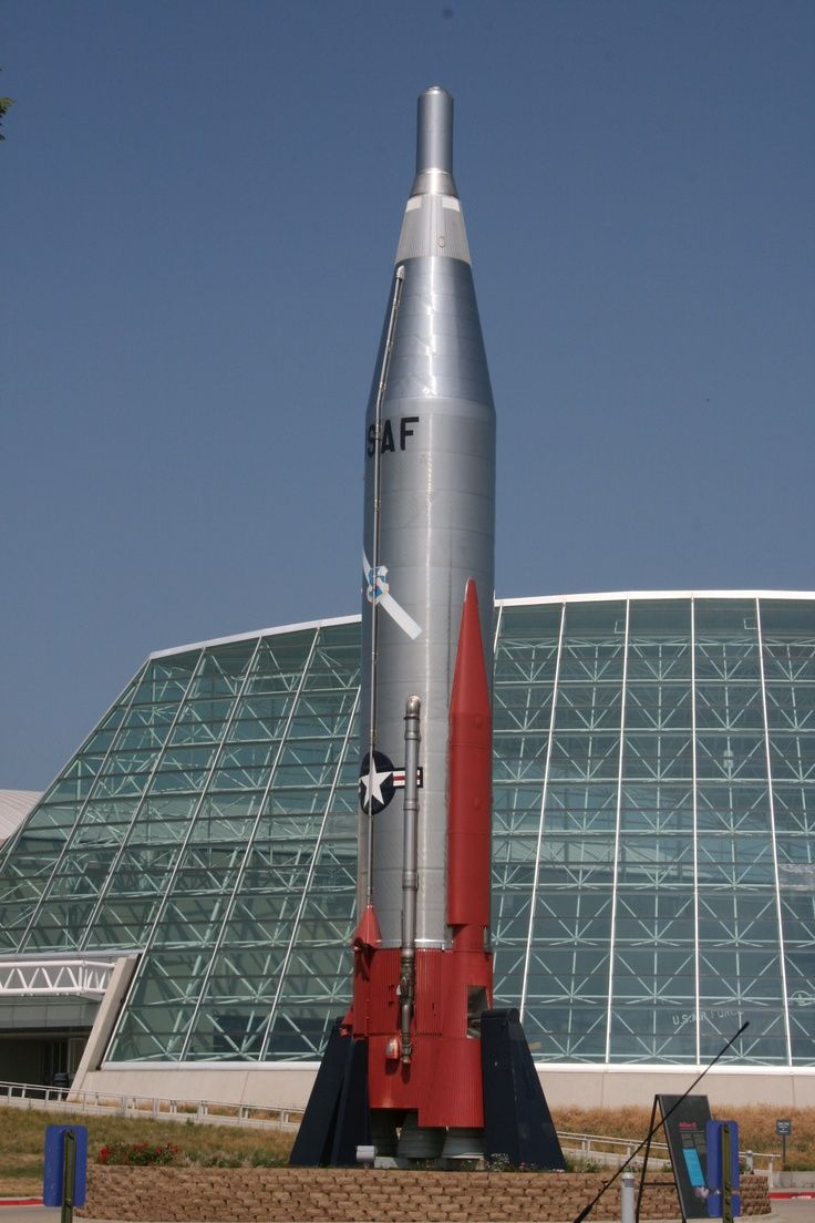 Strategic Air and Space Museum in Ashland, Nebraska the