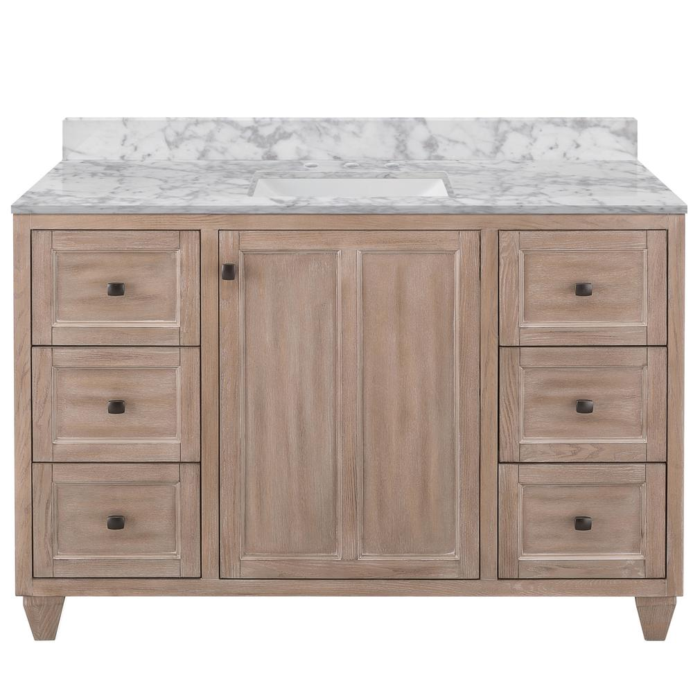 Home Decorators Collection Banks 49 In W X 22 In D Bath Vanity