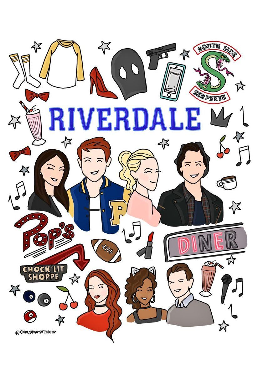 Image result for cute riverdale wallpaper Riverdale