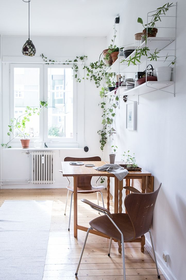 Light Studio Apartment Via Alvhem Follow Gravity Home Blog Instagram Pinterest Facebook