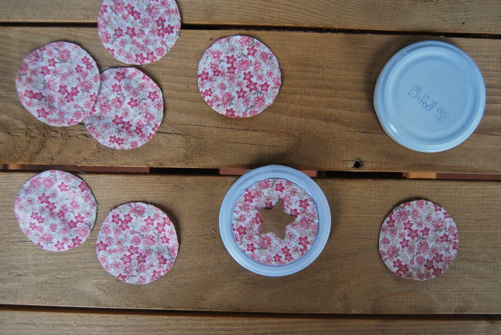 Ideas para reciclar tarros de vidrio.  DIY recycled glass jars.