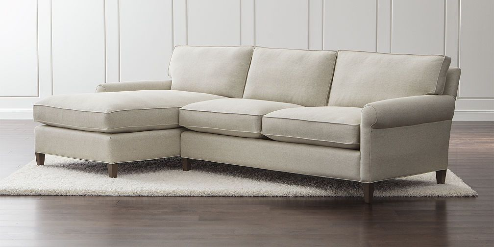 Sectional Sofas Leather And Fabric 2 Piece Sectional Sofa Sofa Styling Sectional Sofa