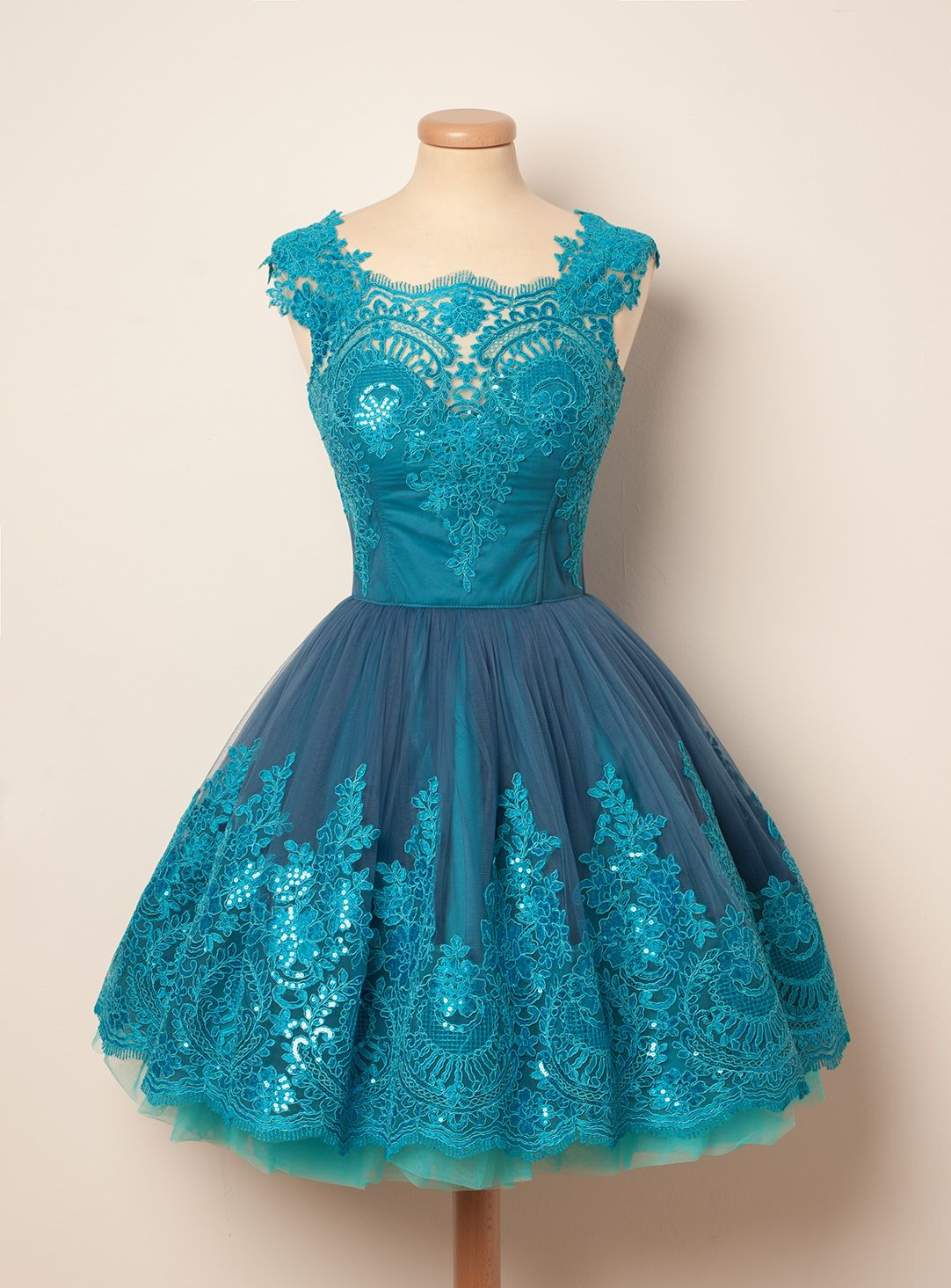 Add some sugar and spice to a party with a dessert dress made of ...