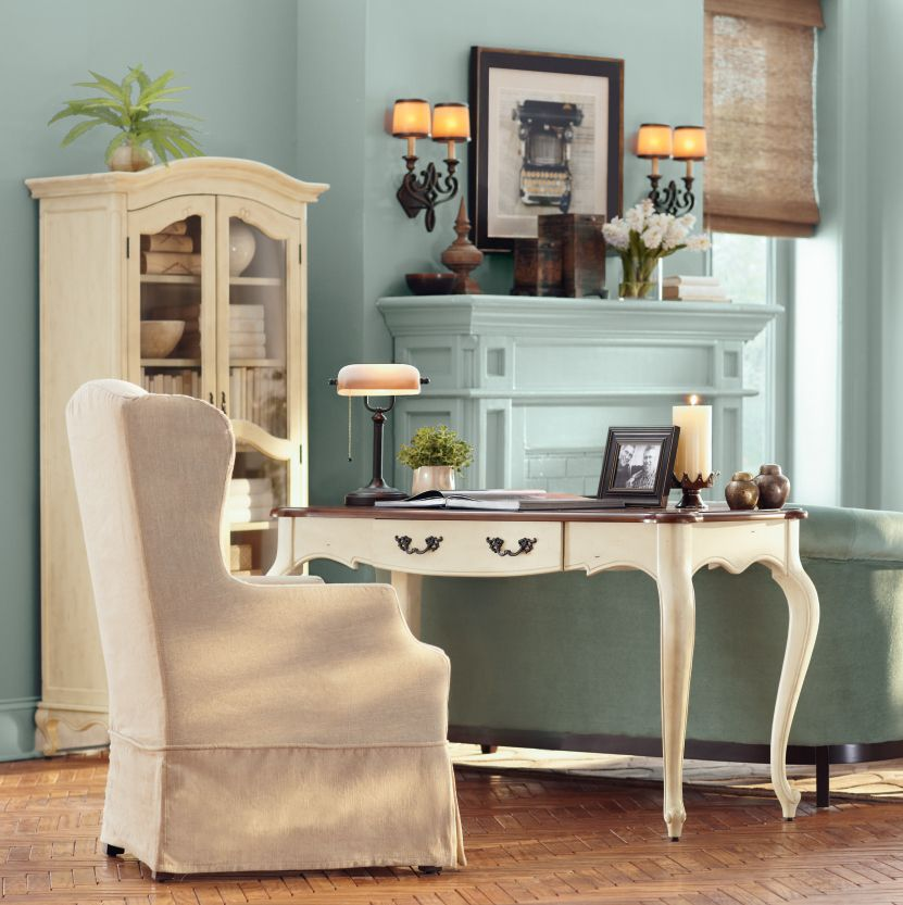 No Room For A Home Office? Use Any Space You May Have And