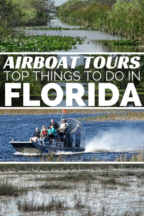 How To Visit The Florida Everglades By Airboat Usa