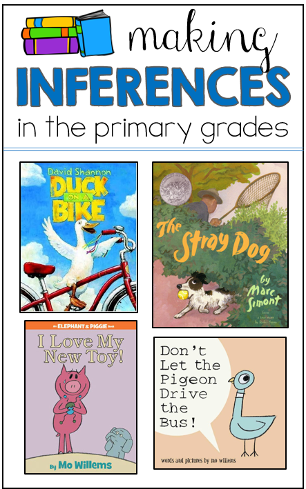 making inferences lessons and some freebies thank god its first grade - First Grade Printable Books