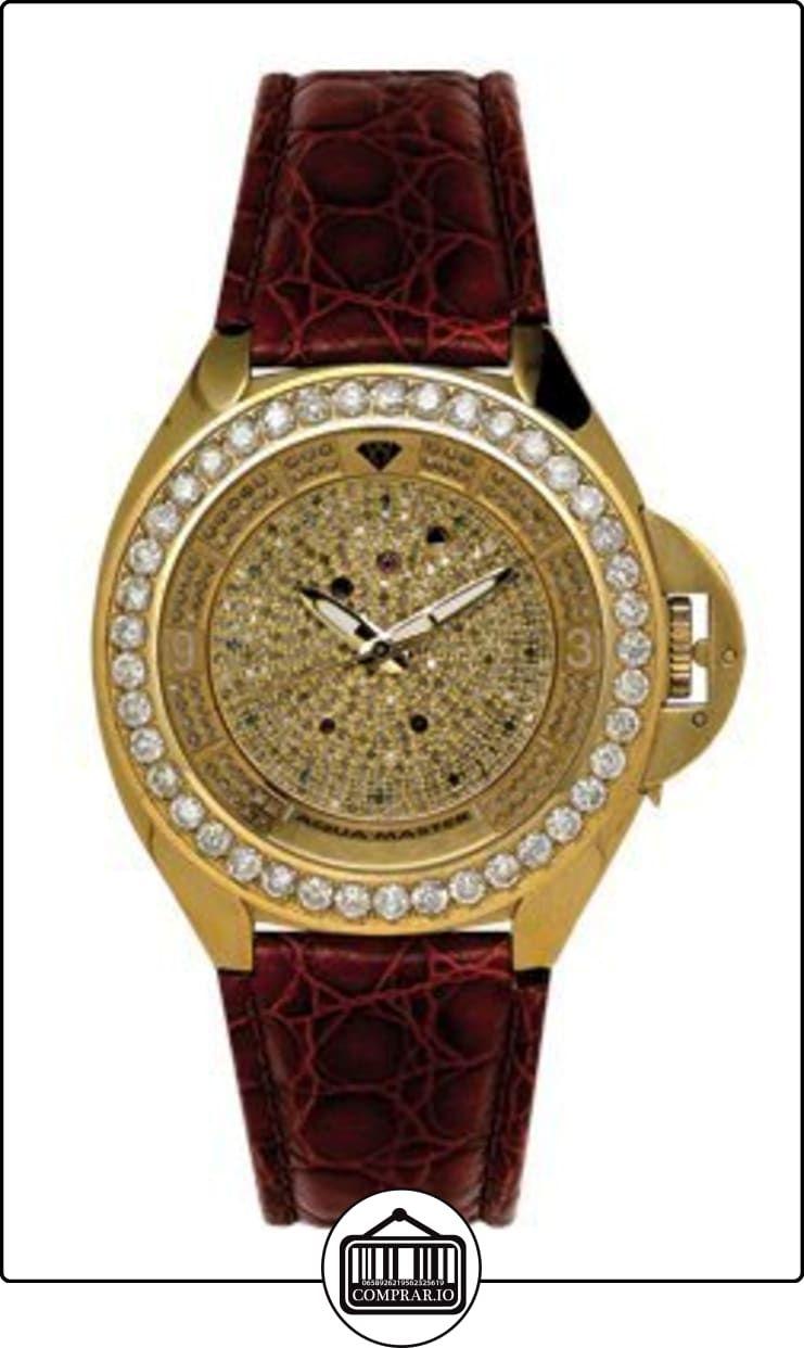 AQUA MASTER W#102D 17-4 - Reloj para hombres  ✿ Relojes para hombre - (Lujo) ✿