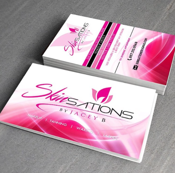 Spa and beauty business cards created by dt webdesigns top dt webdesigns designs websites logos flyers business cards much more colourmoves
