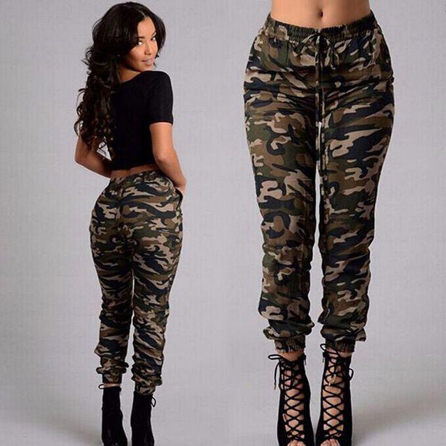 Calças Femininas Atacado Militar