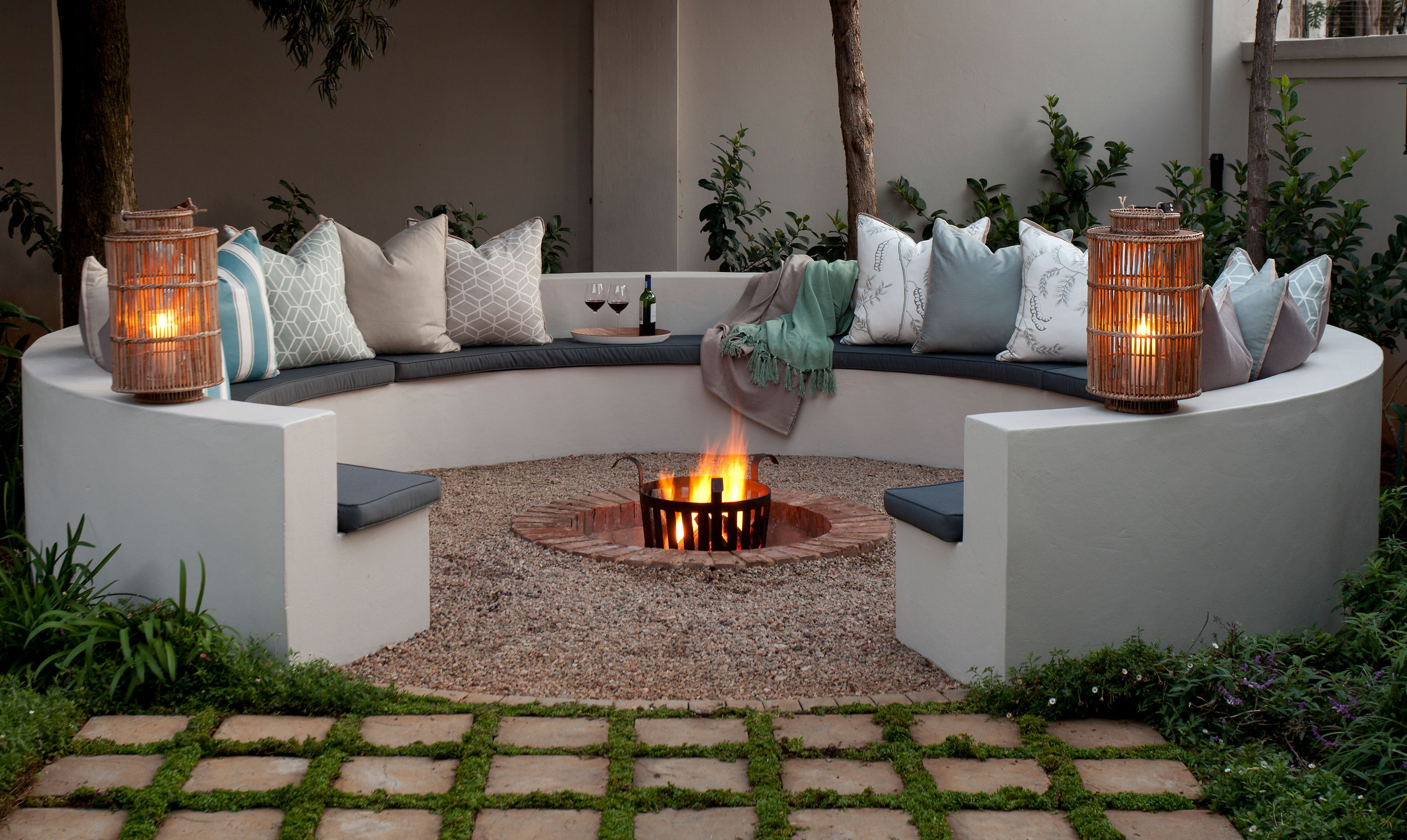 Photo of 17 Inspiring DIY Fire Pit Design Ideas To Improve Your Backyard