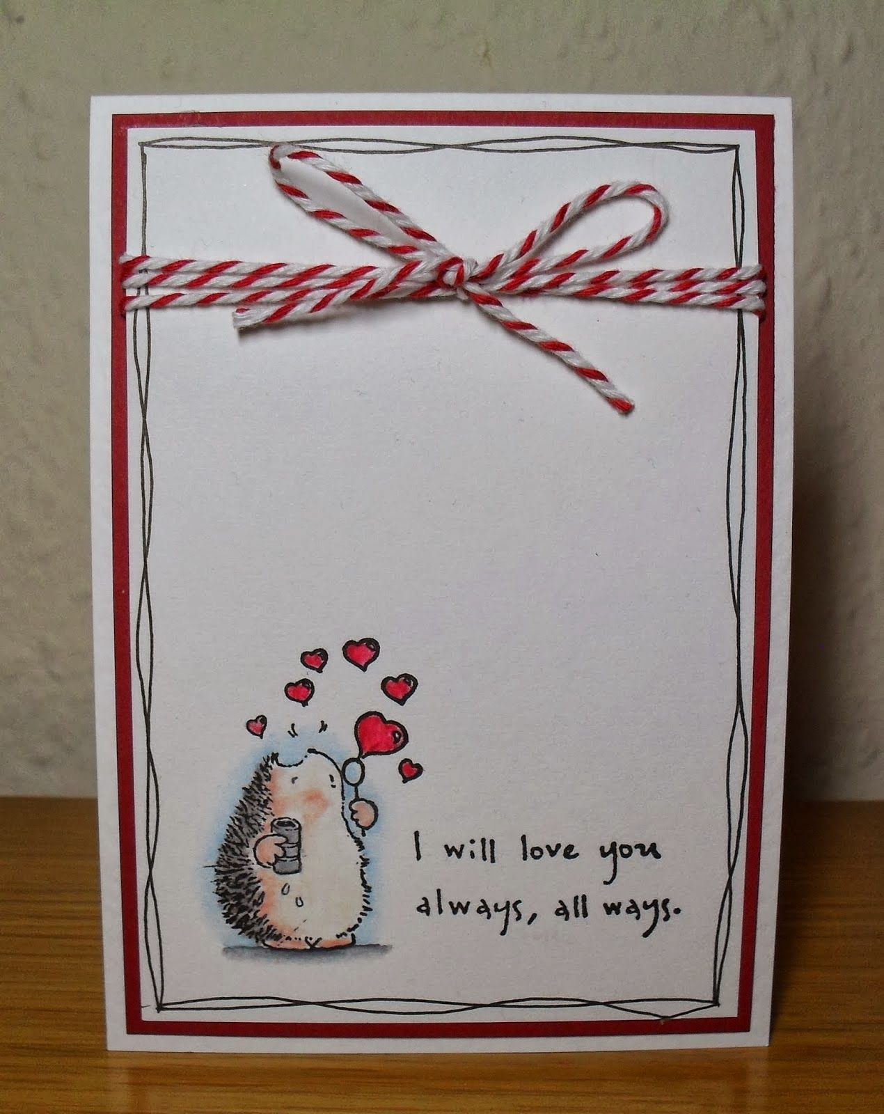 Helen's Craft Haven...: Penny Black Saturday Challenge - For Someone Special