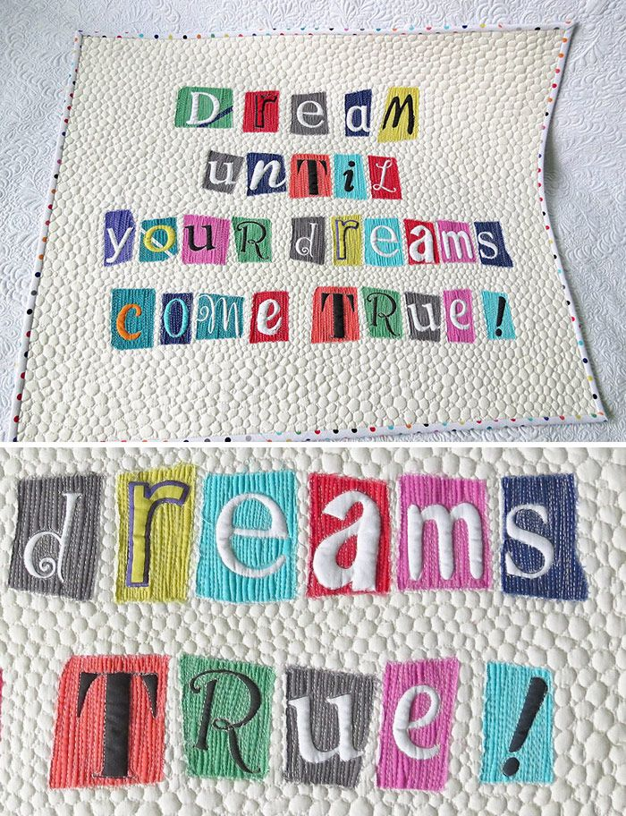 Applique word quilt fun way to use letters in quilts free applique word quilt fun way to use letters in quilts spiritdancerdesigns Images