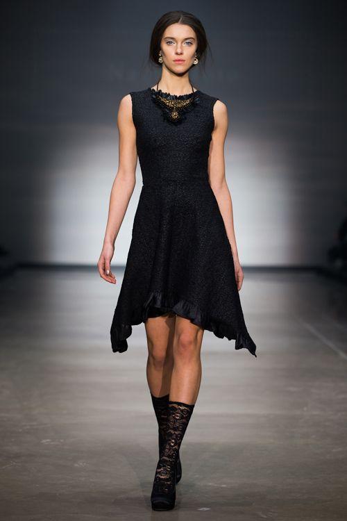 Montreal fashion week   Nadya Toto